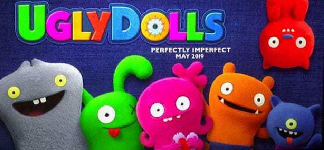 Imperfection and Hope are True Stars of Ugly Dolls